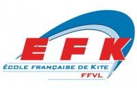 Kite Particulier est une Ecole Labellisée Ecole Francaise de Kite